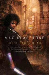Interview with Max Gladstone, author of Three Parts Dead - October 5, 2012
