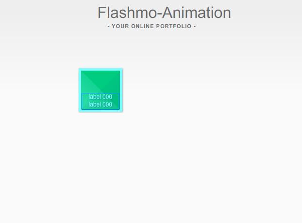 tampilan flashmo di lembar kerja