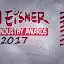 Confira a lista dos Vencedores do Eisner Awards 2017