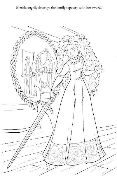 Disney Coloring Pages Bordados Pinterest Pinterest Disney  Dcfbddabc  Brave Movie Pictures  Coloring Pages