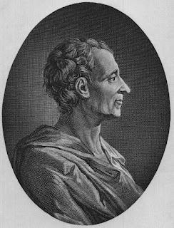 Montesquieu y Derecho Constitucional