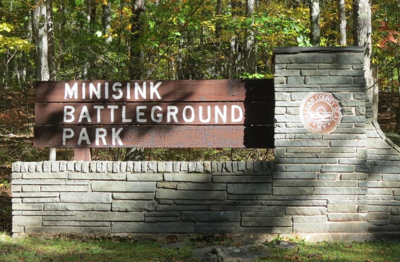 Gone Hikin': Minisink Battleground Park, NY
