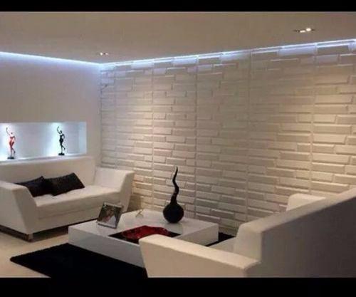 Decora hogar decorar paredes en 3d v deo tutorial - Muros decorativos para interiores ...