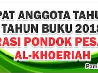 Download Contoh Spanduk  Rapat Anggota Tahunan Koperasi Format CDR