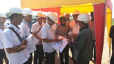 Perbaikan Tanggul Darurat Dua Sungai Besar di Jombang Dikebut