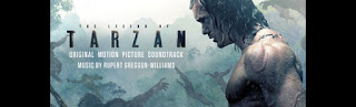 the legend of tarzan soundtracks-tarzan efsanesi muzikleri