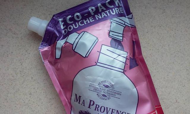 MA PROVENCE - Marsylski naturalny żel do kąpieli i pod prysznic