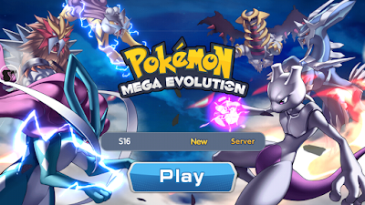 Pokemon Mega Evolution