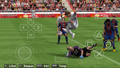 Download Game FIFA 18 Iso PPSSPP Terbaru