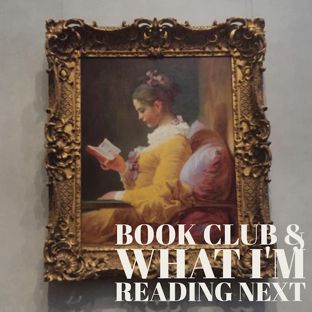 carly blogs here, literary ladies book club, reading next, to read