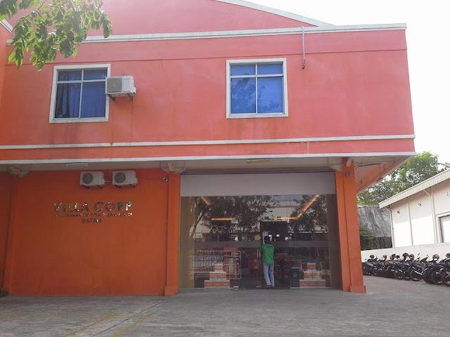 kantor Kek Pisang Villa