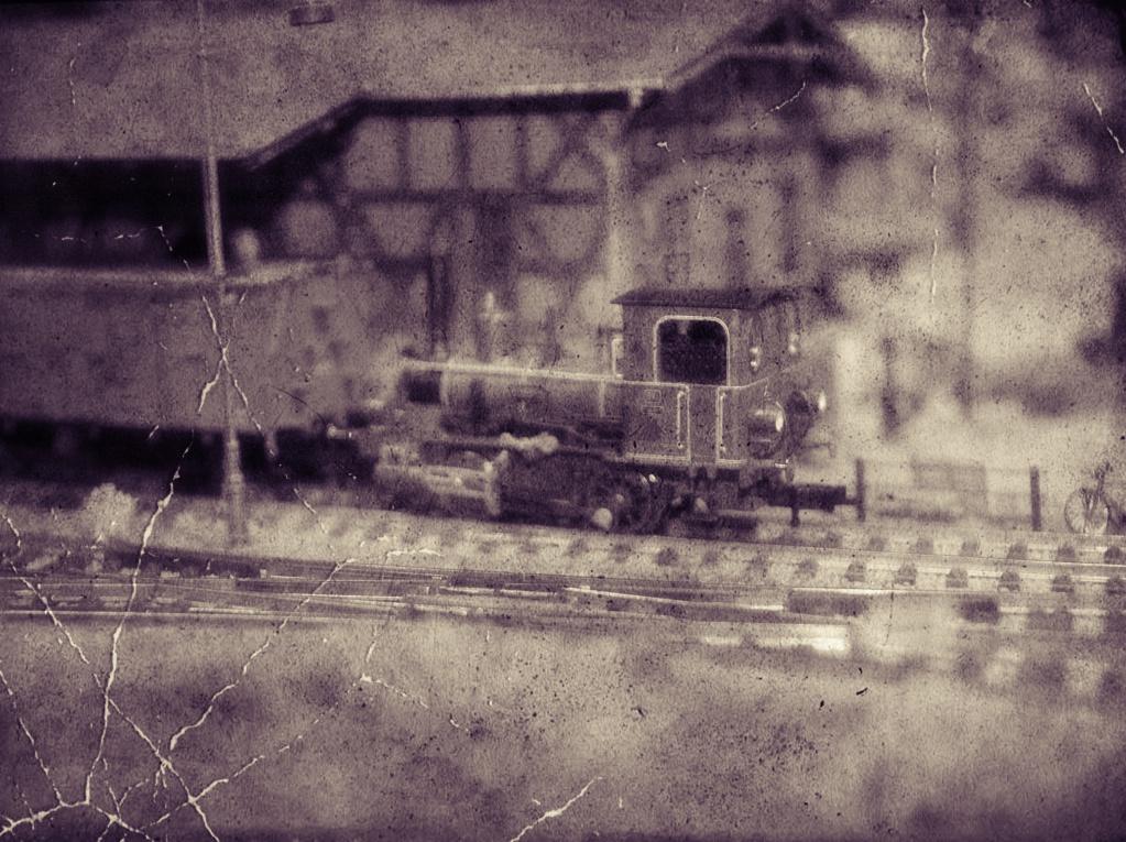 #273 Porst Weitwinkel f3.5 35mm – Lokalbahn echt oder unecht?