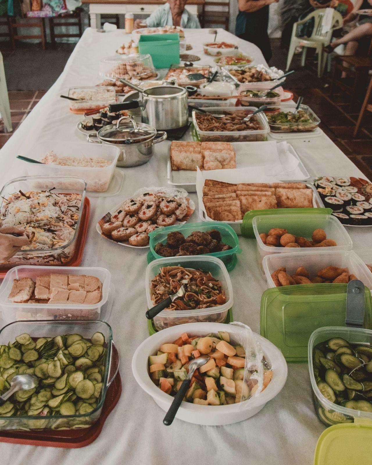 Festinha de aniversário | DAILY BLOG banquete