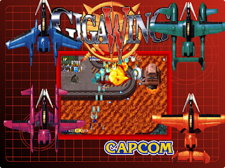 Giga Wing (USA 990222) ( Arcade )