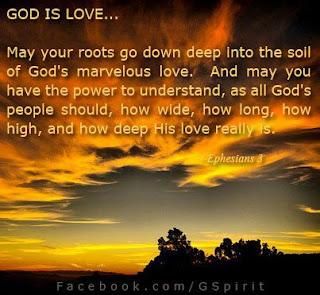 Christian Walk toward Destiny: GOD IS UNCONDITIONAL LOVE  Christian Walk ...
