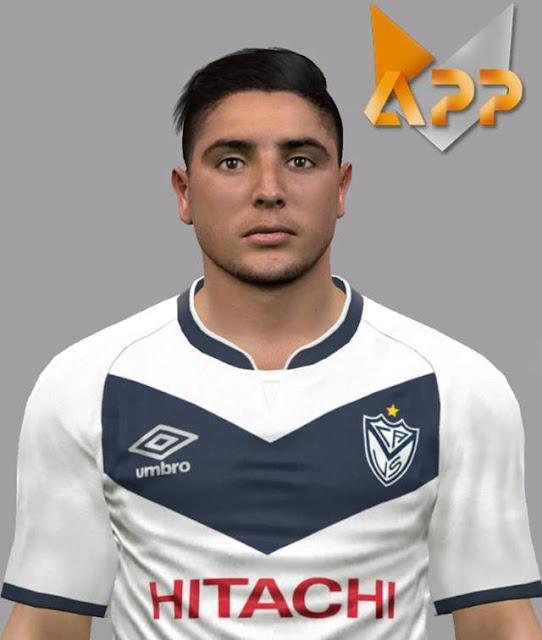 Maximiliano Romero Face PES 2017