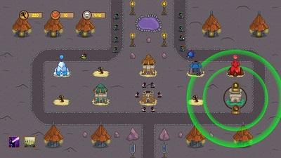 Royal Assault Gameplay