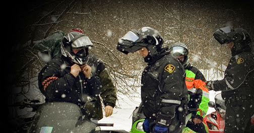 Snowmobile Collisions - Twenty Five in the Region