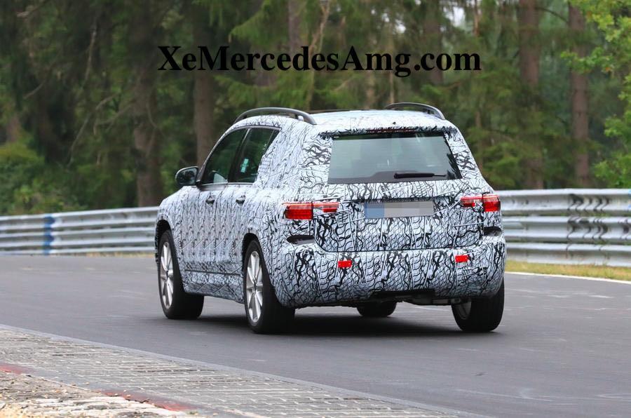 Mercedes-Benz GLB Mẫu Gầm Cao 5 Chỗ Mới Ra Mắt 2020