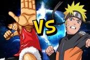 لعبة  قتال لوفي ضد ناروتو Naruto Luffy Fighting