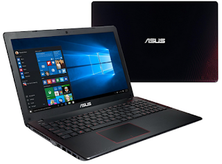 Asus R510J Drivers windows 7 64bit, windows 8.1 64bit and windows 10 64bit