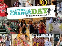 Playing for Change Day for The Autistic