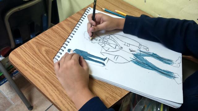 Curso de dibujo manga en Panamá