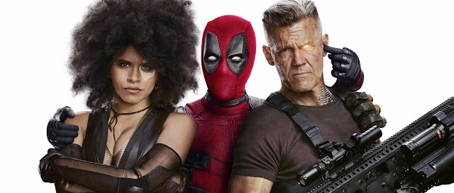 Projected Film -  Deadpool 2 Review