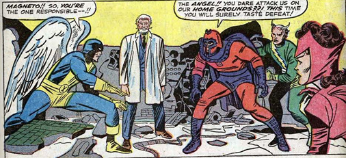 X-Men 11 Lee-Kirby