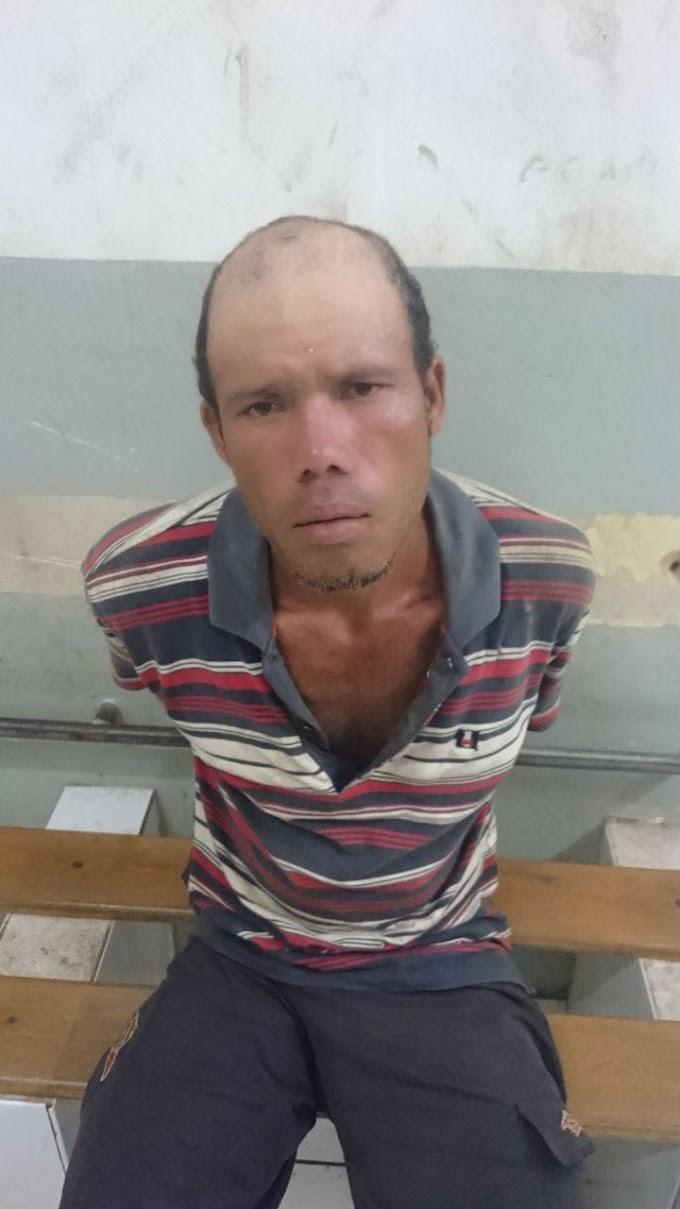 CAXIAS! GOE prende homem que matou mulher no Mercado Central