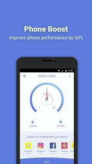 Doctor Clean Speed Booster APK Update Terbaru