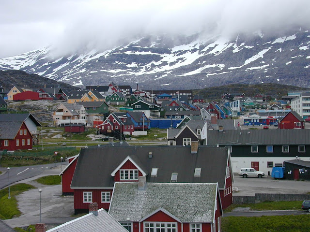 Nuuk, Capital da Groenlândia