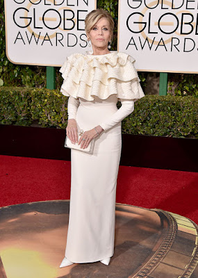 Jane%2BFonda%2Bin%2BYves%2BSaint%2BLaurent - Globos de Ouros/ Golden Globes 2016