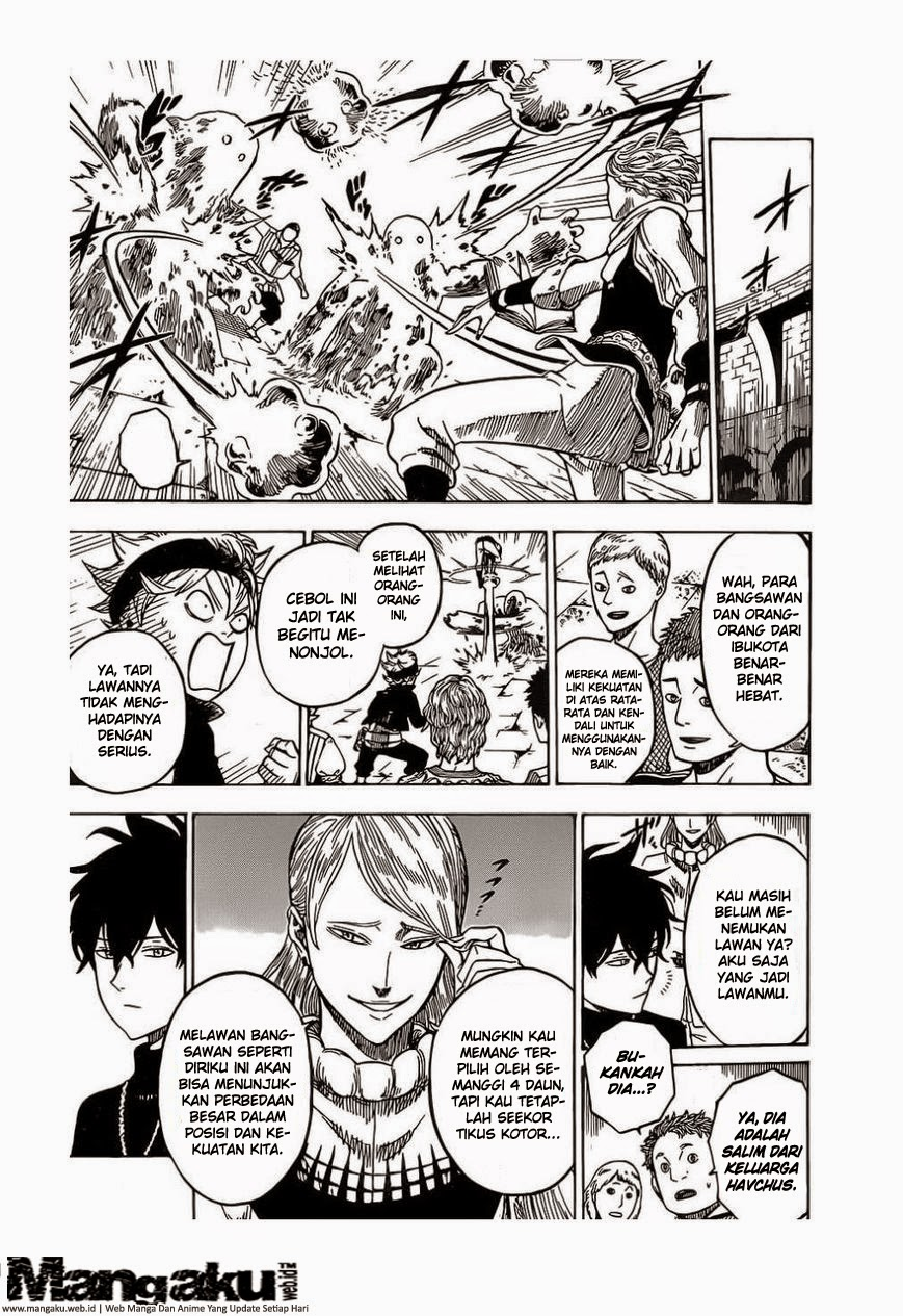 Black Clover Chapter 3 Bahasa Indonesia