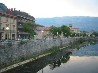 Sora sits alongside the Liri river against the backdrop of the Apennine mountains