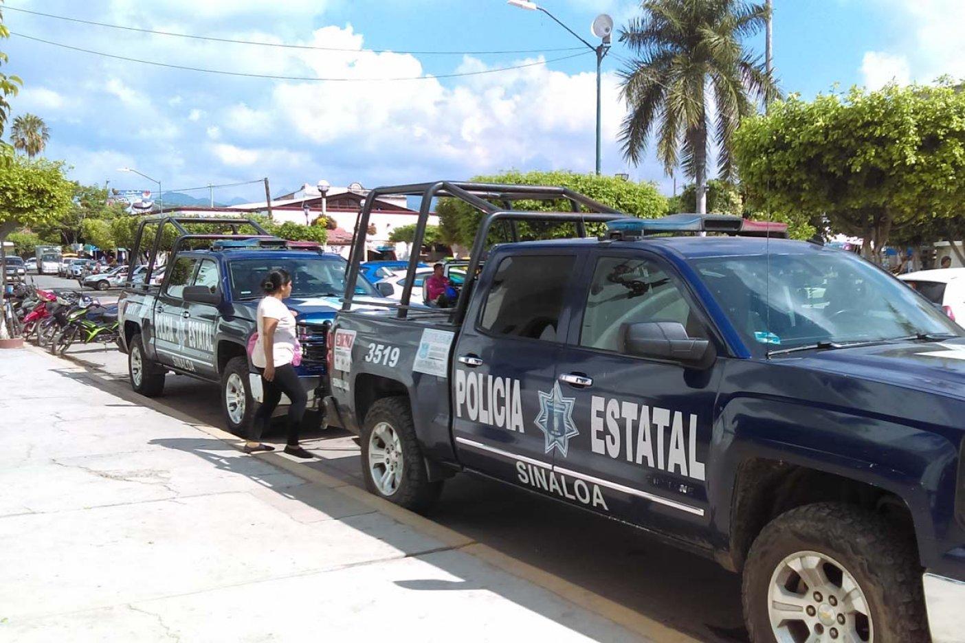 """Sinaloa, """"la cuna del narco"""" con policías sin uniforme ni preparación"""