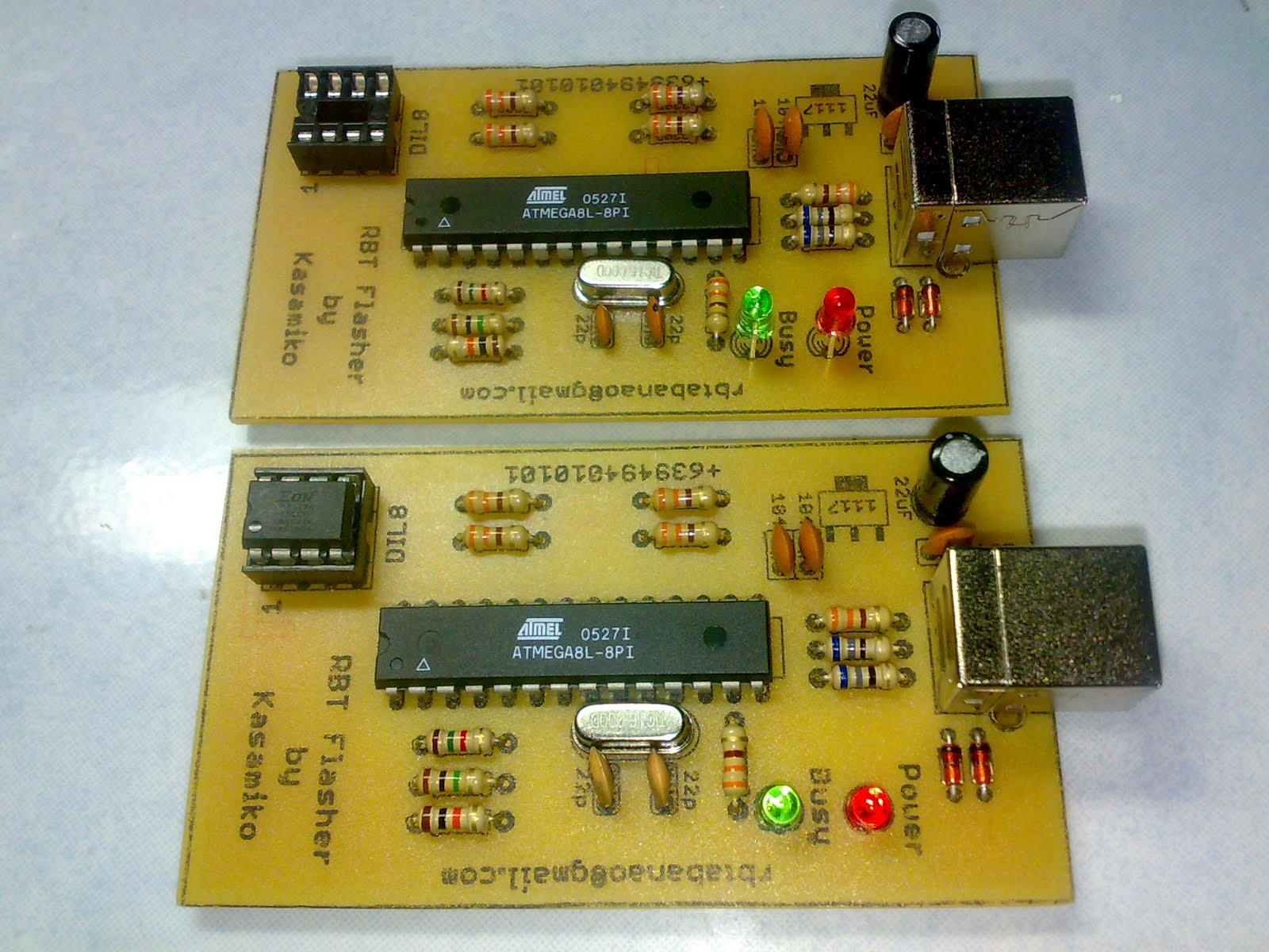 RBT's Tech Depot: USB SPI Flasher by RBT(c) ON SALE!