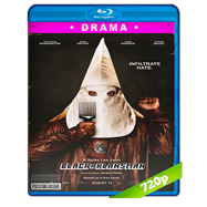 El infiltrado del KKKlan (2018) BRRip 720p Audio Dual Latino-Ingles