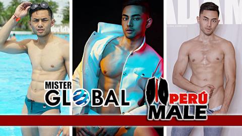 Mister Global Guam 2018