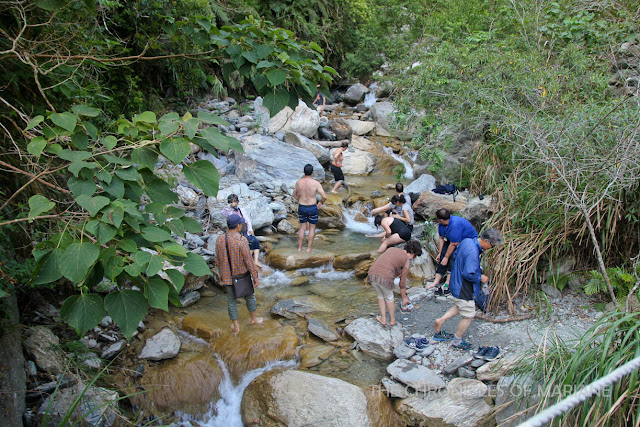 taroko swimming