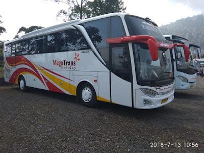 Mau pergi ke Jogja dari Bandung? Megatrans Holiday solusinya