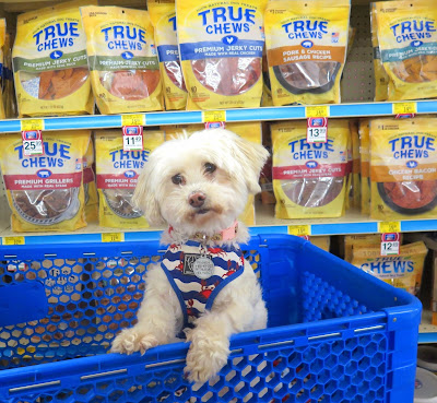 True Chews All Natural Dog Treats are made and sourced in the USA. They contain premium cuts of meat and NO meat by-products, artificial flavors or artificial preservatives.
