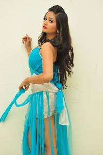 Actress Shreya Vyas Stills at 24 Movie Movie Audio Launch  0016
