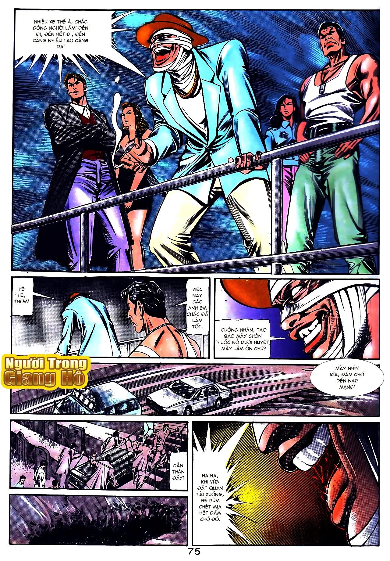 Người Trong Giang Hồ chapter 109: đại ca hùng phong trang 19