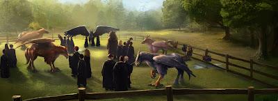 La prima lezione di Hagrid (Momento 3)