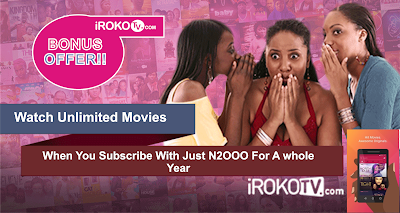 IROKOTV - Get Unlimited Access To unlimited Videos on IROKOTV - See Steps