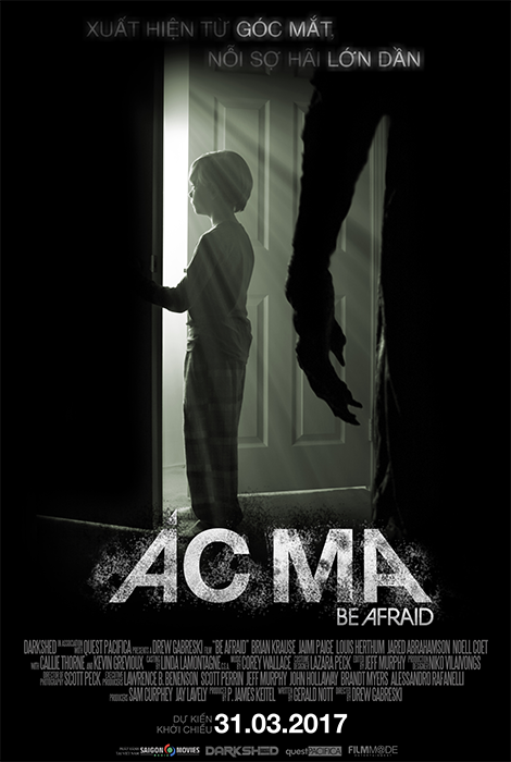Ác Ma - Be Afraid