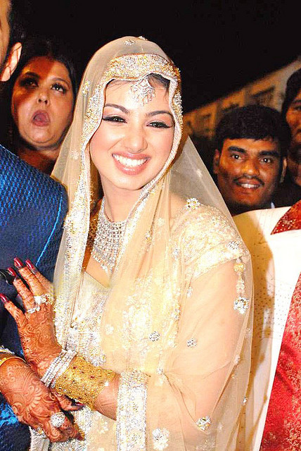 Wedding Pictures Wedding Photos Ayesha Takia Wedding Pictures