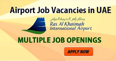 Latest Jobs in RAK International Airport