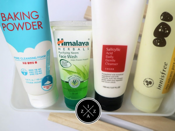 Current Cleansers 2019